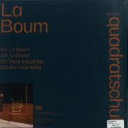 Back View : Quadratschulz - LA BOUM E - Bordello A Parigi / BAP123