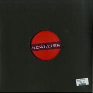 Back View : Michael James & Nolga - OUTCAST EP - Hoarder / HOARD011