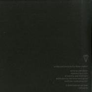 Back View : Florian Meffert - SECRET EP (180G VINYL) - Rohbust / RHBST001