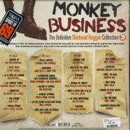 Back View : Various Artists - MONKEY BUSINESS (2LP) - Trojan / TJDLP541 / 405053846463