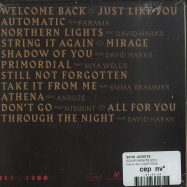 Back View : Satin Jackets - SOLAR NIGHTS (CD) - Eskimo Rec / esk510720cd