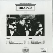 Back View : Curren$y x Smoke DZA x Harry Fraud - THE STAGE (LTD PURPLE VINYL) - Surf School / SRFSCHL003