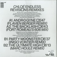 Back View : Chloe - ENDLESS REVISIONS REMIXES - Lumiere Noire / LN017