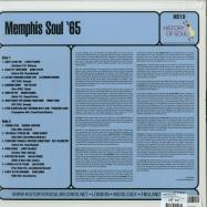 Back View : Various Artists - MEMPHIS SOUL 65 (LP) - History Of Soul / HOSLP019 / 00135097