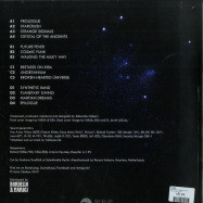 Back View : Hyboid - STRANGE SIGNALS (2LP) - Astro Chicken / AC09