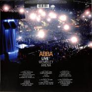 Back View : Abba - LIVE AT WEMBLEY ARENA (LTD 180G 3LP) - Universal / 0837901