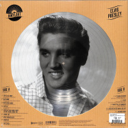 Back View : Elvis Presley - VINYLART - THE PREMIUM PICTURE DISC COLLECTION (PIC LP) - Wagram / 05195131