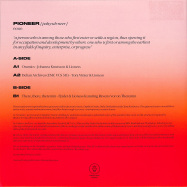 Back View : Johanna Knutsson, Tora Vinter, Fjader, Lioness - PIONEERS EP - Envelope Audio / ENAU006