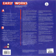 Back View : Various Artists - EARLY WORKS: FUNK, SOUL & AFRO RARITIES (LP) - ATA Records / ATALP019