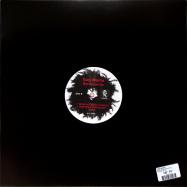 Back View : Gary Martin - BERLISQUE (RED VINYL) - Teknotika / GG-54