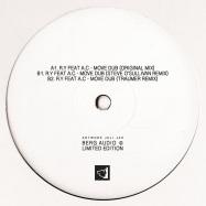 Back View : R.Y Feat A.C - MOVE DUB (TRAUMER & STEVE O SULLIVAN RMX) - Berg Audio / BERGALTD04