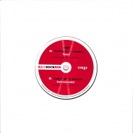 Back View : OXP Featuring Domino - CALIFORNIA (7 INCH) - Ramrock Red Records / RRR013