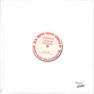 Back View : Florence - THE VINEYARD (CONVEXTION PETER FORD REMIXES) - Delsin / DSR/EEVO003
