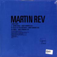 Back View : Martin Rew - 3 RAW TRACKS - PUU / PUU-49