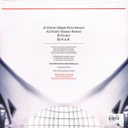 Back View : David Lamant - PARADIGM EP - INCL RALPH MIRTO & KAISER RMXS - Elektrokorp / Elektrokorp1203