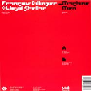 Back View : Francois Dillinger + Lloyd Stellar - MACHINE MEN EP - LDI Records / LDI003