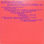 Back View : DaM-FunK - ARCHITECTURE III (2LP) - Saft / SAFT23