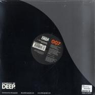 Back View : Aubrey - HIGHPASS HIGHWAY EP - Komplex De Deep  / kdd007