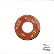 Back View : Vibronics - WRITTEN WORD (7INCH) - Scoops / scoop036