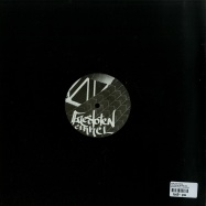 Back View : Gesloten Cirkel - MOUSTACHE TECHNO 001 - Moustache Techno / MTECHS001