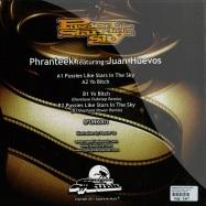 Back View : Phranteek ft. Juan Huevos - PUSSIES LIKE STARS IN THE SKY - Superfunk Music / sfunk001