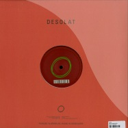 Back View : Butch - SINUS TONES & 808S - Desolat / Desolat039