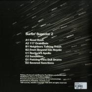 Back View : Paul Birken - SURFIN SUPERIOR 2 (2X12 INCH) - TSR Records / Otto003