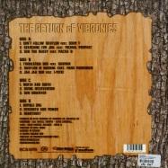 Back View : Vibronics - THE RETURN OF VIBRONICS (2X12 LP) - Scoops Records / Scoop046LP
