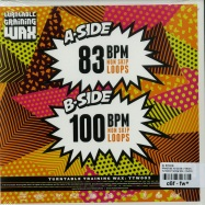 Back View : DJ Ritchie Ruftone - PRACTISE YO CUTS! (WHITE 7 INCH) - Turntable Training Wax / ttw003