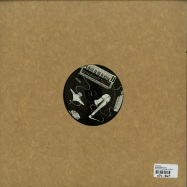 Back View : Ron Juan - MUSICA COMPLESSA - White Rabbit Recordings / WRR008