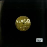 Back View : Tim Reaper, Paragon, Artilect, Soul Intent - VERSUS VOLUME (YELLOW & BLACK MARBLED VINYL) - Lossless Music / LOSS007