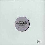 Back View : Terrence Parker - GOD IS LOVE - Intangible Records and Soundworks / INT-527