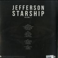 Back View : Jefferson Starship - ROSWELL UFO FESTIVAL 2009 - TALES FROM THE MOTHERSHIP VOLUME 1  (LTD BLACK + WHITE 2X12 LP) - Let Them Eat Vinyl / letv417lp