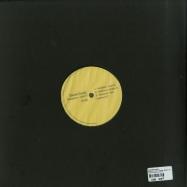 Back View : Doubtingthomas - TANDEM EP (ALEXKID REMIX / VINYL ONLY) - Dokutoku Records / DKTK003