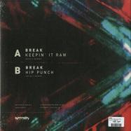 Back View : Break - KEEPIN IT RAW / HIP PUNCH - Symmetry / SYMMLP007S1
