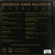 Back View : Georgia Anne Muldrow - OVERLOAD (180G LP + MP3) - Brainfeeder / BF070