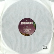 Back View : Monogram - A BEAUTIFUL PLACE EP - Daphian Productions / DPV004