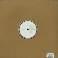 Back View : Fonome - BLACK PIGEON (EDUARDO DE LA CALLE RMXS) - FONOS / FNS001