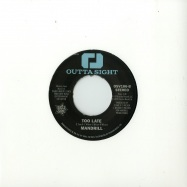 Back View : Jeff Perry / Mandrill - LOVE DON T COME NO STRONGER / TOO LATE (7 INCH) - Outta Sight  / OSV186