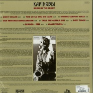 Back View : Kapingbdi - BORN IN THE NIGHT (LP) - Sonorama / SONOL110