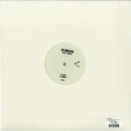 Back View : iO (Mulen) - FLUTE / CREEPS (WHITE VINYL / VINYL ONLY) - Eating Records / EAT002C