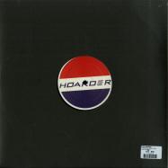 Back View : Fr!sky Buziness - ROMANCE EP (VINYL ONLY) - Hoarder / HOARD015