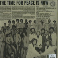 Back View : Various Artists - THE TIME FOR PEACE IS NOW (LP) - Luaka Bop / LBLP094 / 05179941