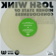 Back View : Josh Wink - HIGHER STATE OF CONSCIOUSNESS (ADANA TWINS REMIXES) (COLOURED, VINYL ONLY) - Watergate Records / WGVINYL63