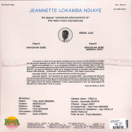 Back View : Jeannette N Diaye - MAKOM MA BOBE - Kalita / KALITA12014 / 05195536