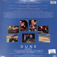 Back View : Toto & Brian Eno - DUNE O.S.T. (LTD COLOURED LP) - Jackpot / JPR063 / 00139670