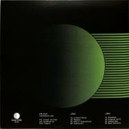 Back View : Cignol - SYZYGY LP (2X12 INCH) - Lunar Disko Records / LDR_23LP