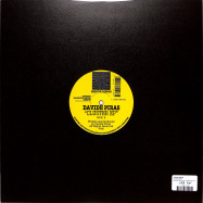 Back View : Davide Piras - CLUSTER EP - Pareidolia Recordings / PAREIDOLIA006