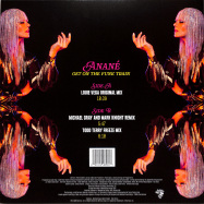 Back View : Anane - GET ON THE FUNK TRAIN (PRODUCED BY LOUIE VEGA) (INC MICHAEL GRAY MARK KNIGHT / TODD TERRY REMIXES) - Nervous Records / NER24858