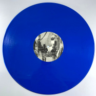 Back View : Markus Suckut - PROMISES (BLUE COLORED) - Odd Even / ODDEVEN026C